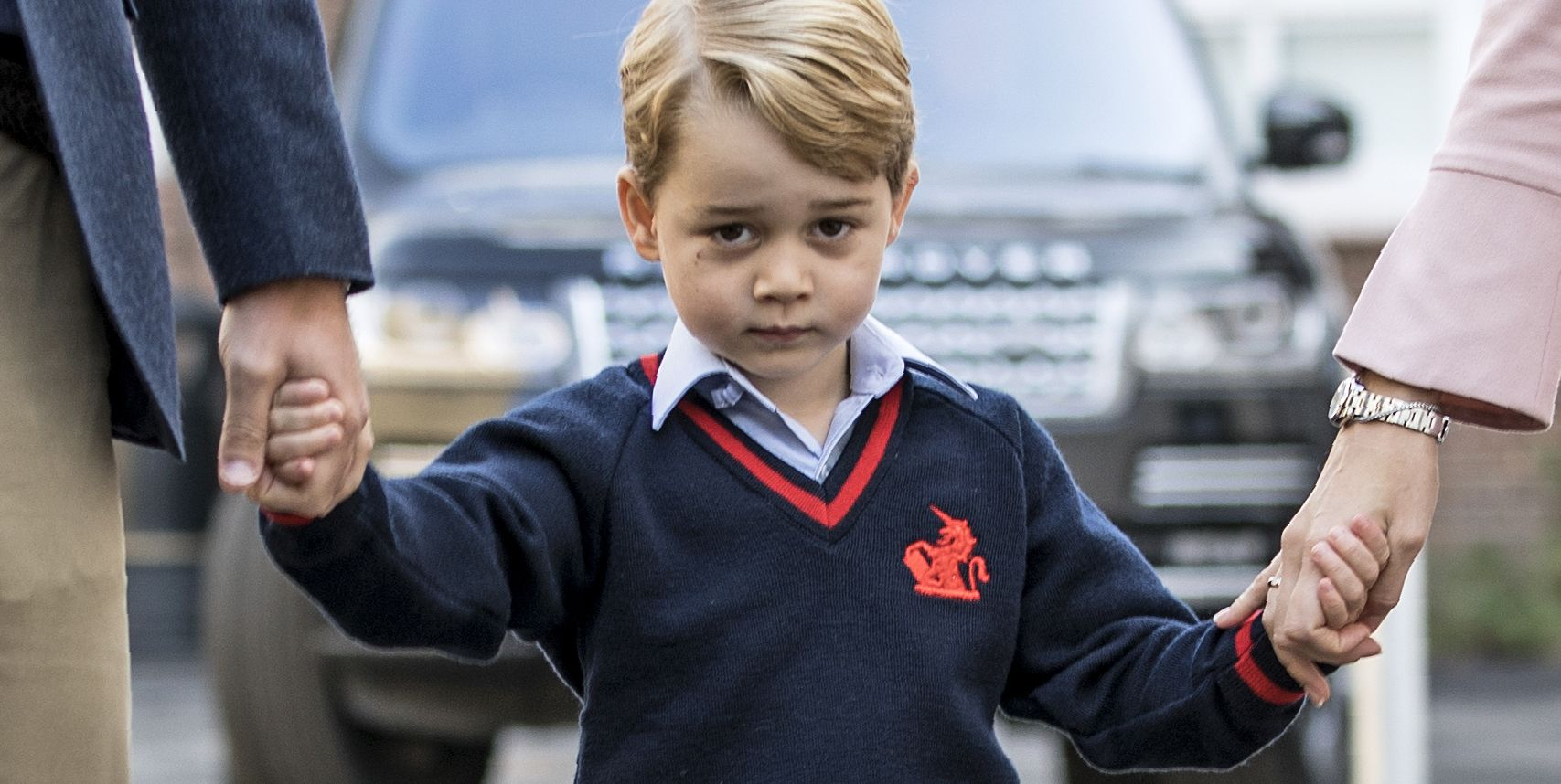 Kate Middleton Reveals a New Subject Prince George Is Learning In School