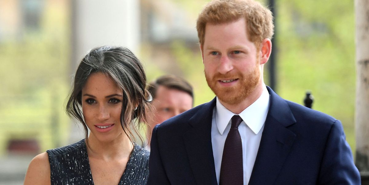 A New Report Claims Meghan Markle and Prince Harry Are Filming a Reality Show for Netflix