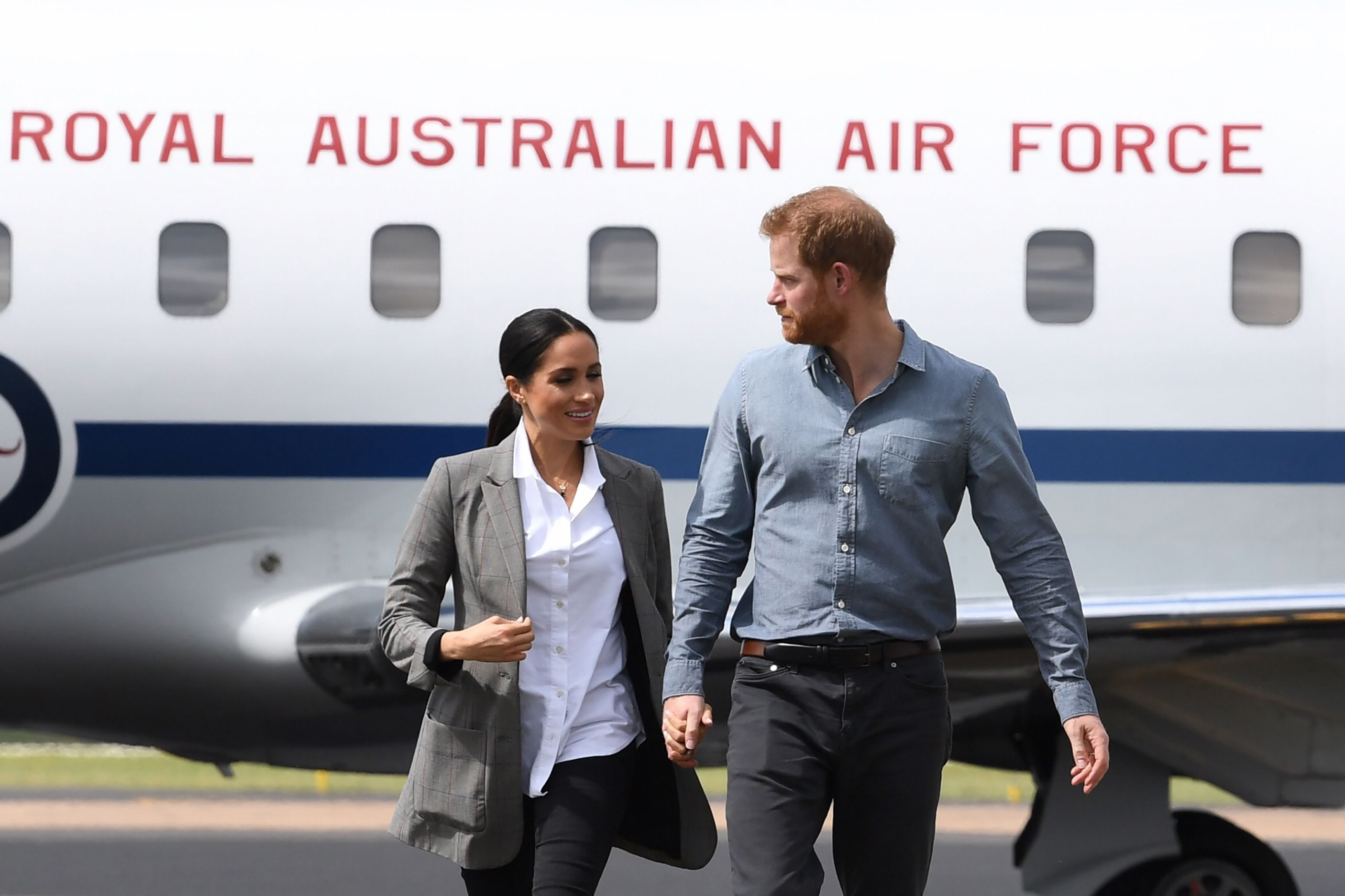 Meghan Markle and Prince Harry Could Fly Commercial—But It Won't Stop the Backlash