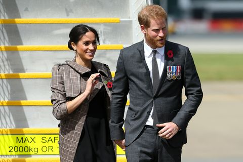 NZEALAND-BRITAIN-ROYALS