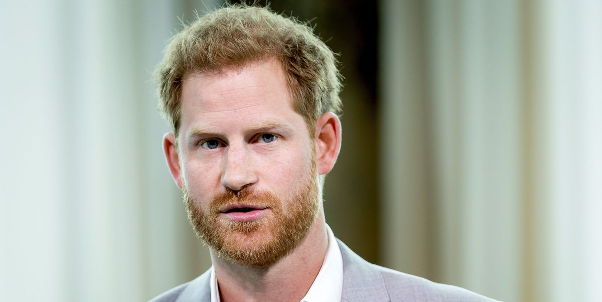 """Prince Harry Decries the Siege on the Capitol: """"A Literal Attack on Democracy"""""""