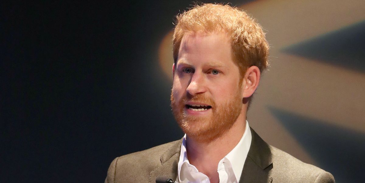 Prince Harry Just Wants to Be Called Harry Now