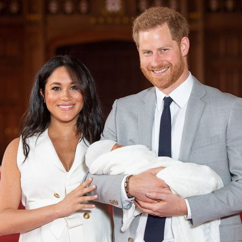 df5be720a6 Prince Harry and Meghan Markle Reveal the Royal Baby in Video
