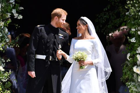 prince harry marries ms meghan markle   windsor castle