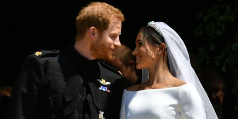 Why Prince Harry Repeatedly Thanked Meghan Markle S Wedding Day Makeup Artist Daniel Martin