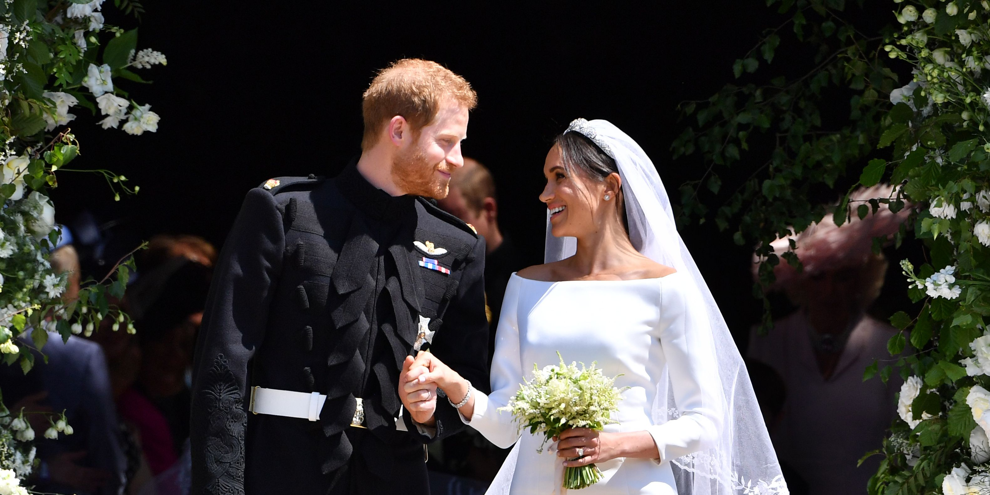 Prince Harry Marries Ms. Meghan Markle - Windsor Castle