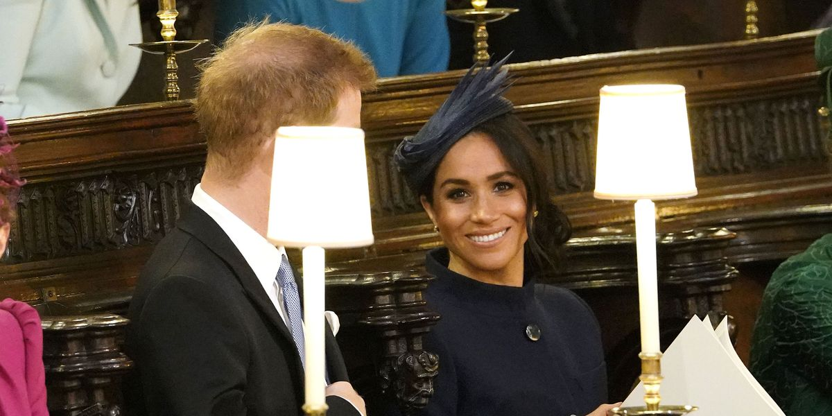 Meghan Markle May Have Sent Hand Signals About Her Pregnancy Throughout Princess Eugenie's Wedding