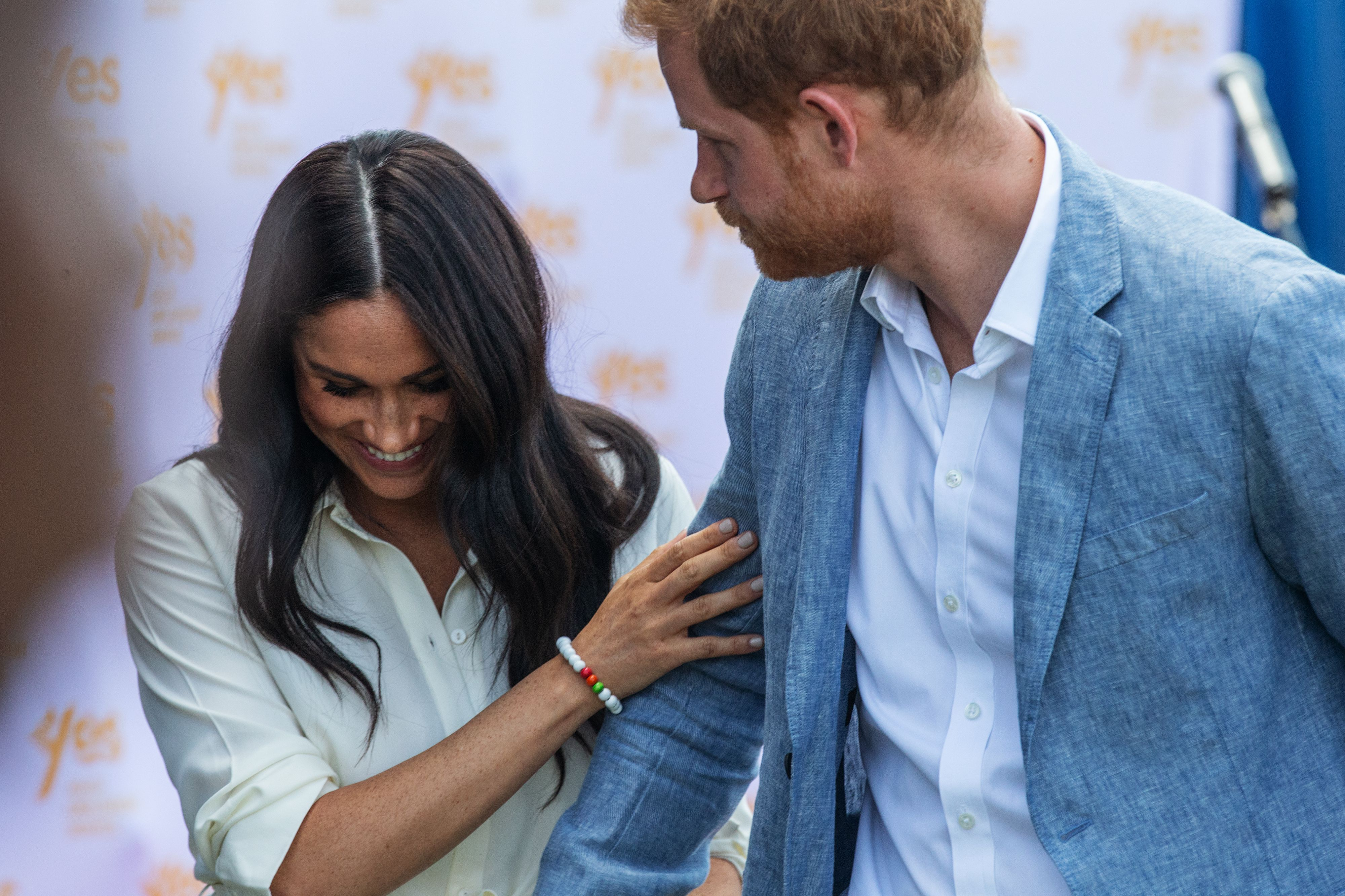 Rencontre meghan markle et prince harry