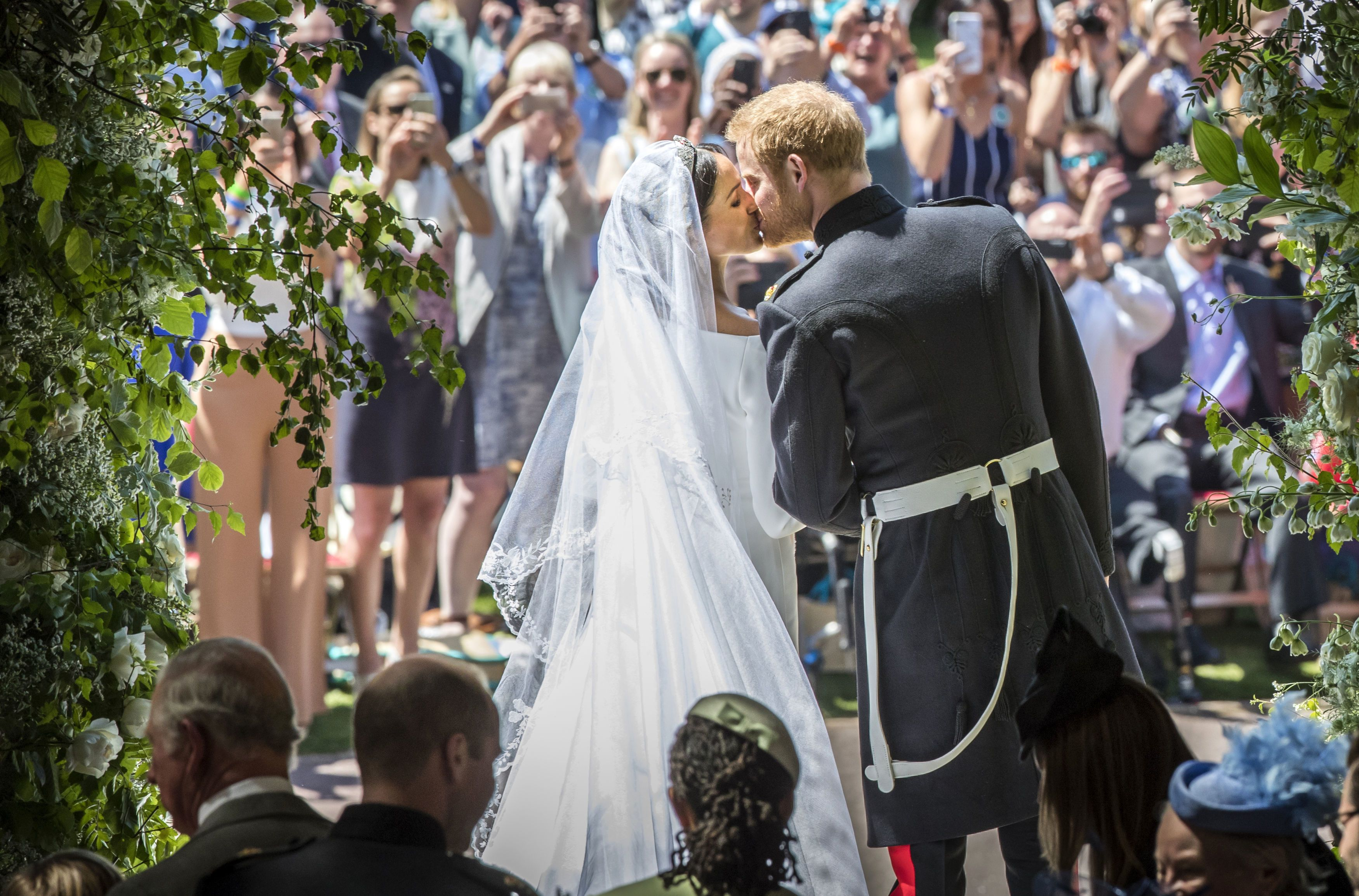 How Meghan Markle and Prince Harry Are Spending Their One-Year Wedding Anniversary