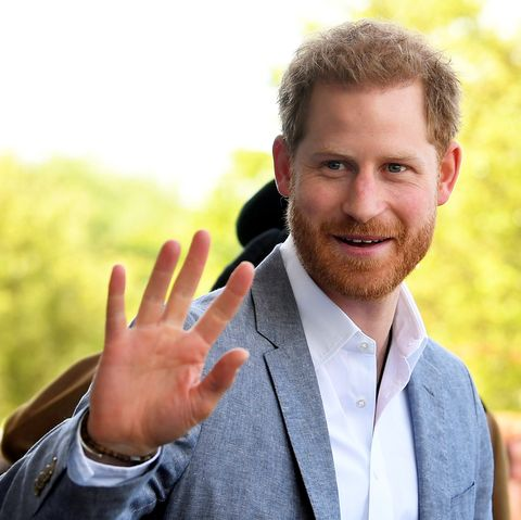 Prince Harry Followed in Princess Diana's Footsteps During His Visit to Oxford This Morning