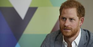 The Duke Of Sussex Meets Mental Health Organisations During Visit To YMCA, Prince Harry