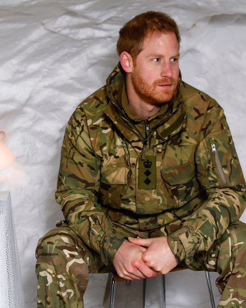 Best Royal Family Moments in 2019 -Prince Harry Valentine's Day