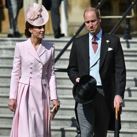 Kate Middleton Buckingham Palace Garden Party