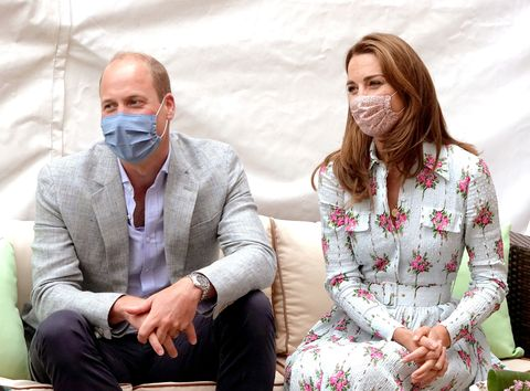 britain visit royals health virus