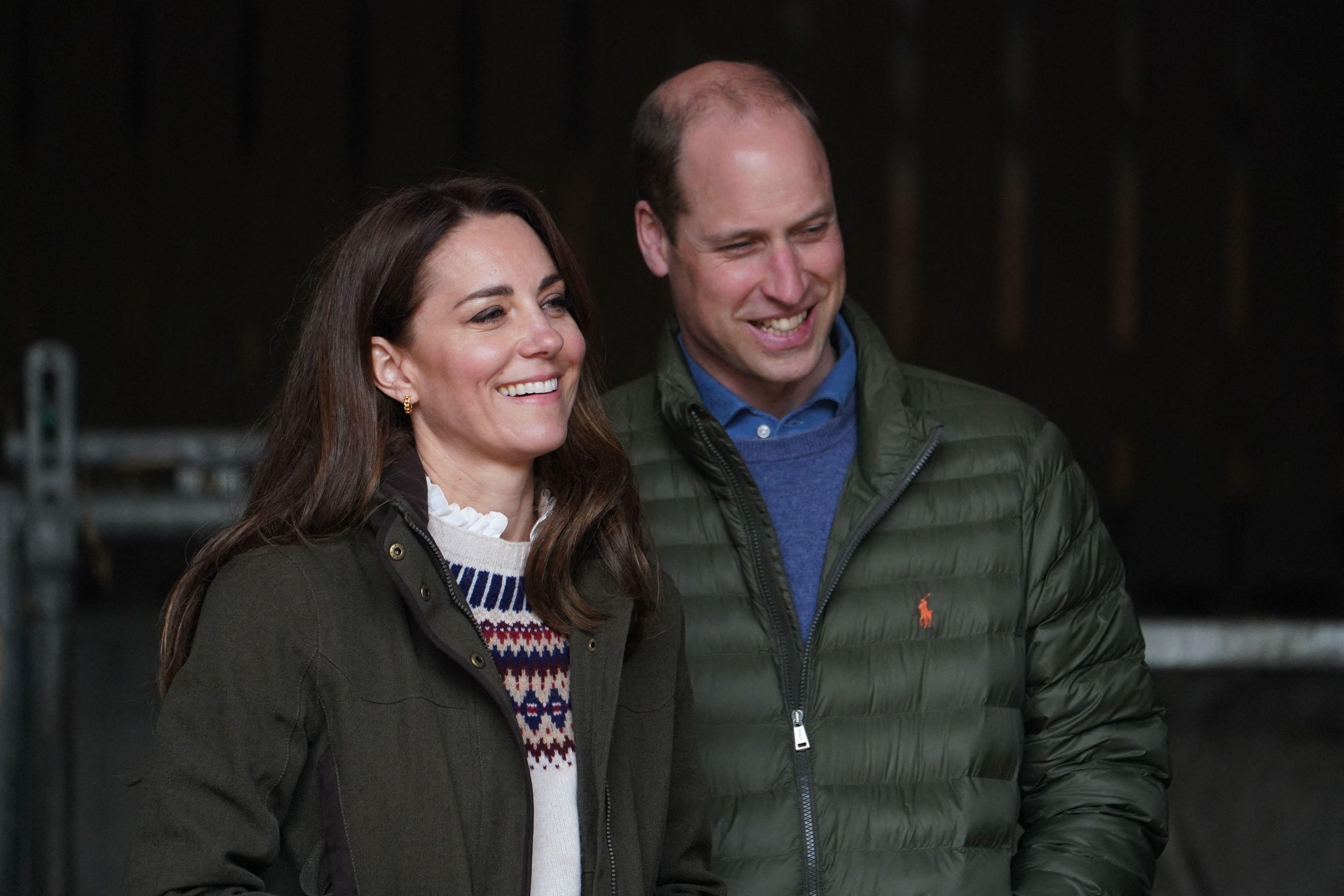 британські королівські особи