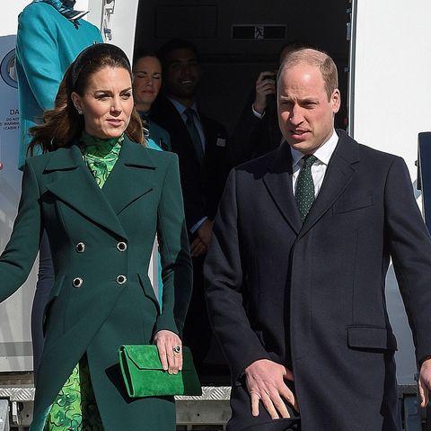 Duchess of Cambridge Ireland