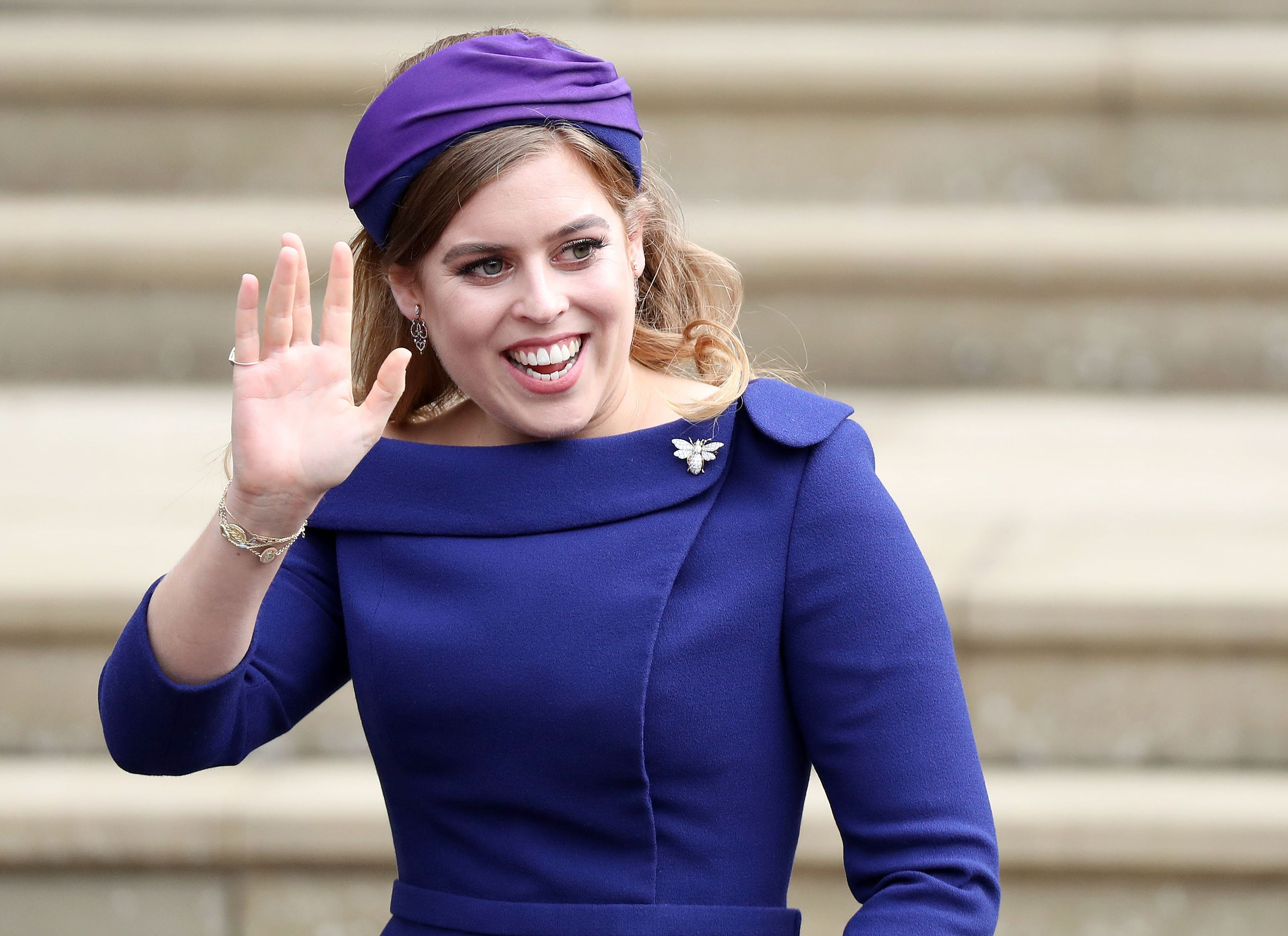 Princess Beatrice As Princess Eugenie S Maid Of Honor Princess Beatrice S Role In The Royal Wedding