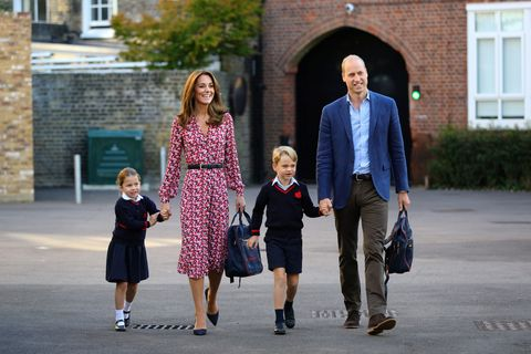 kate, william and the kids
