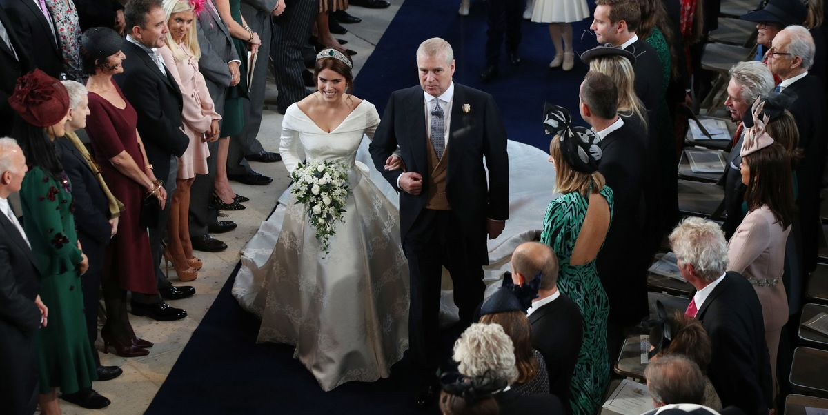 Princess Eugenie S Wedding Bouquet Photos Of Eugenie S