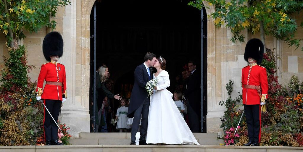 See All of the Photos From Princess Eugenie and Jack Brooksbank's Wedding