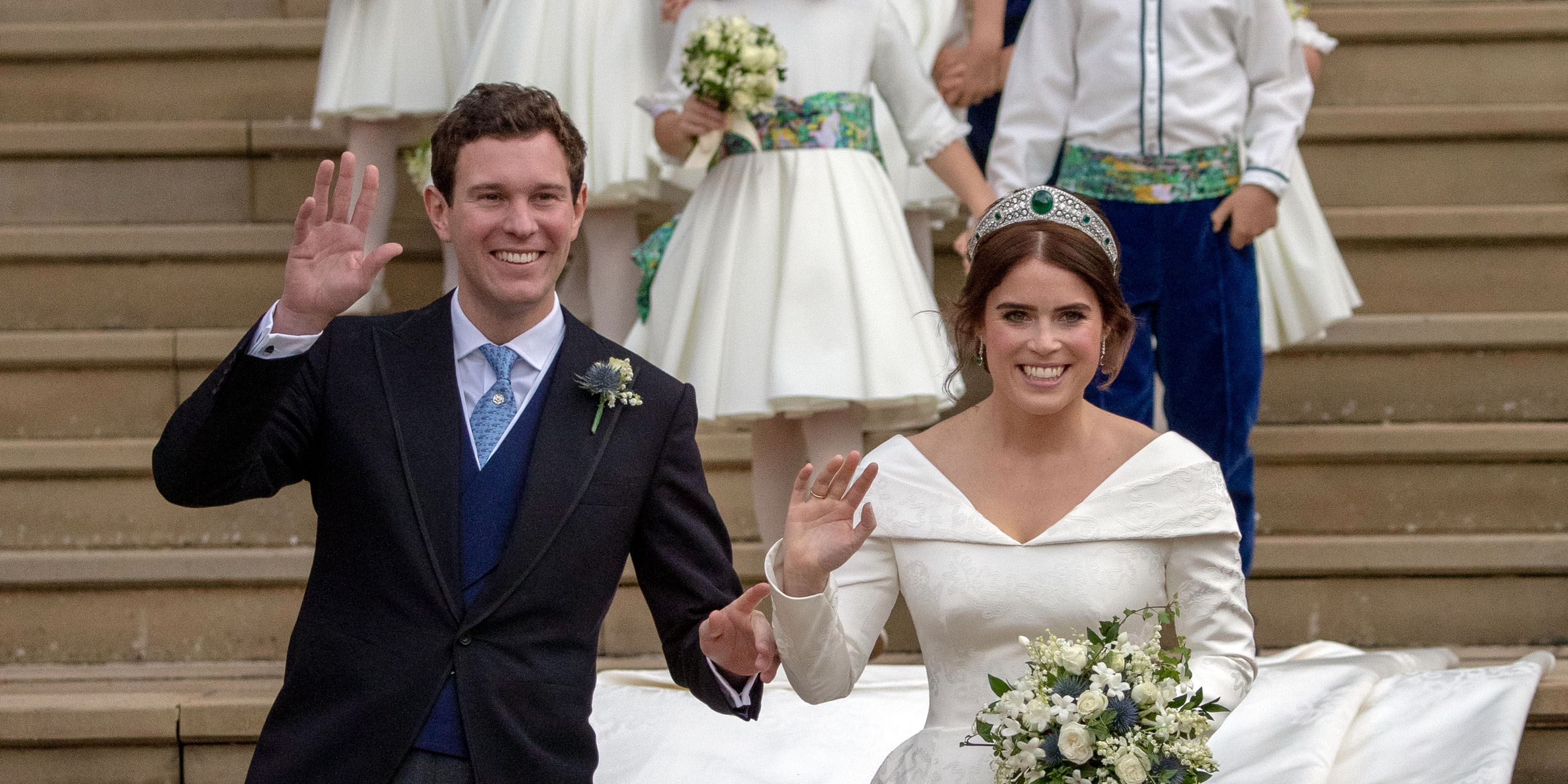 ROYALS-WEDDING-EUGENIE-CEREMONY