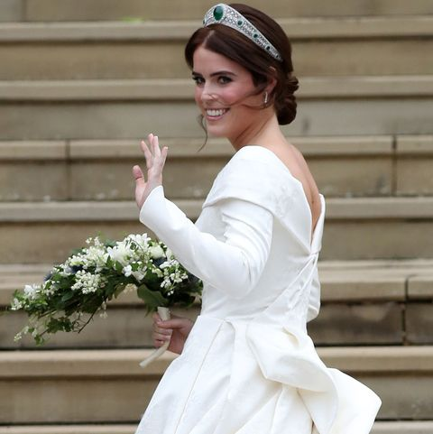 Image result for Princess Eugenie wedding