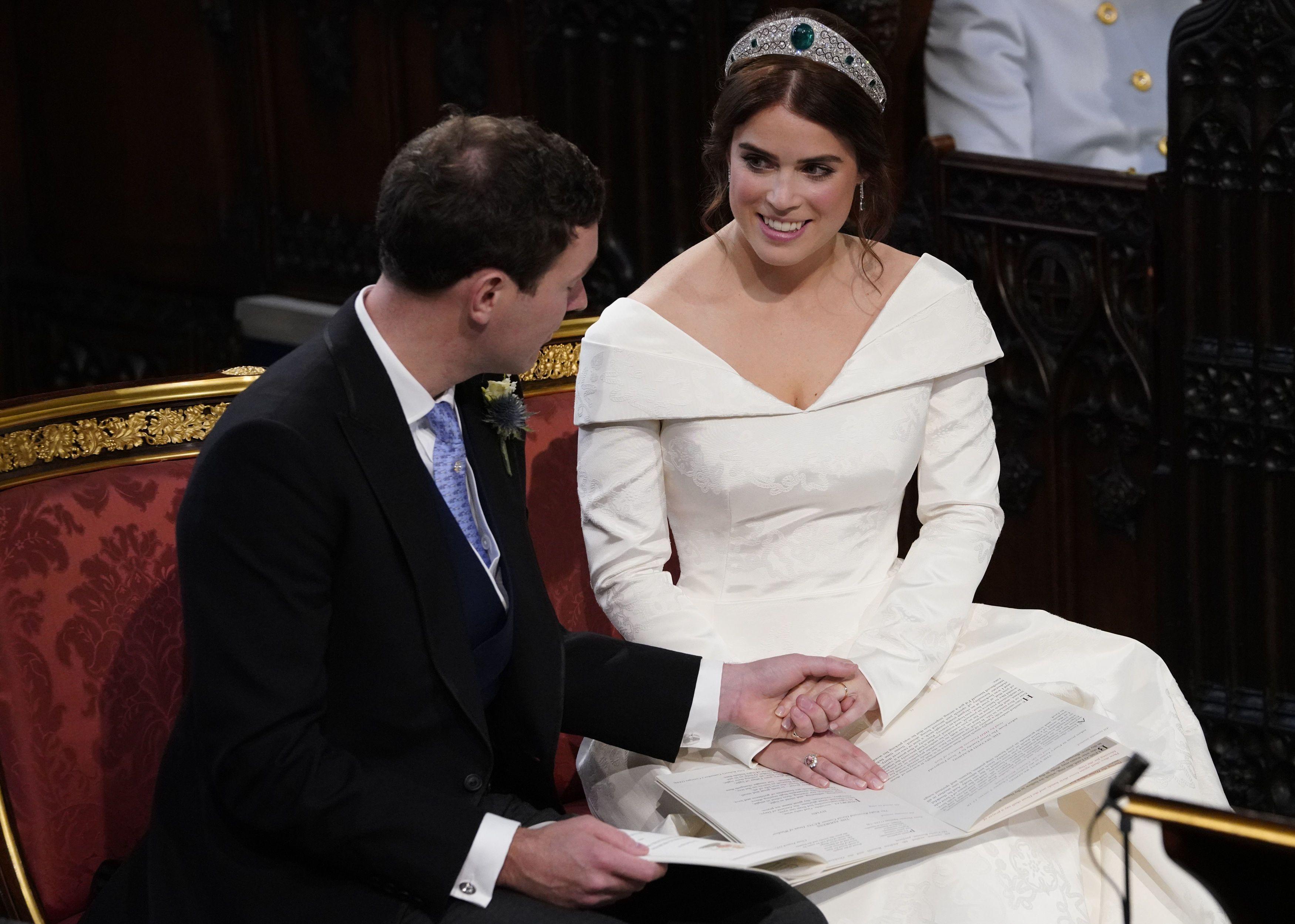 The emotional reason behind Princess Beatrice's reading at the royal wedding