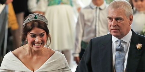The Father Of Bride Surprised Everyone With Way He Welcomed Groom Jack Brooksbank Into Family