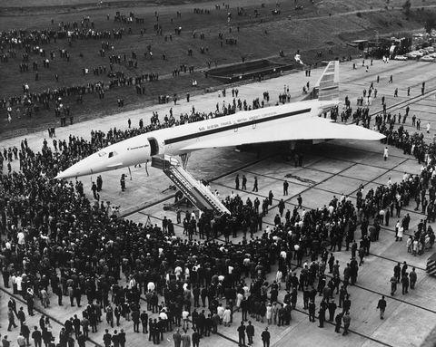 British Concorde