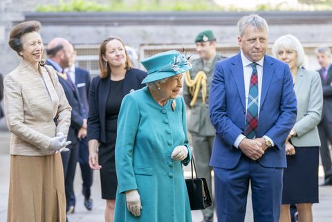 queen elizabeth scotland