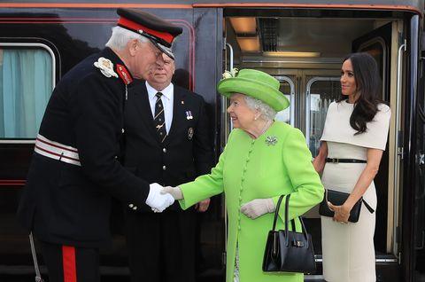 britain royals visit