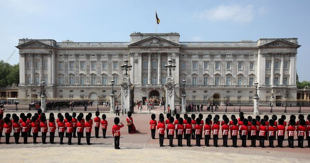 the queen attends the state opening of parliament