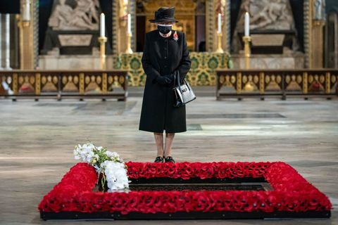 britain royals remembrance wwi