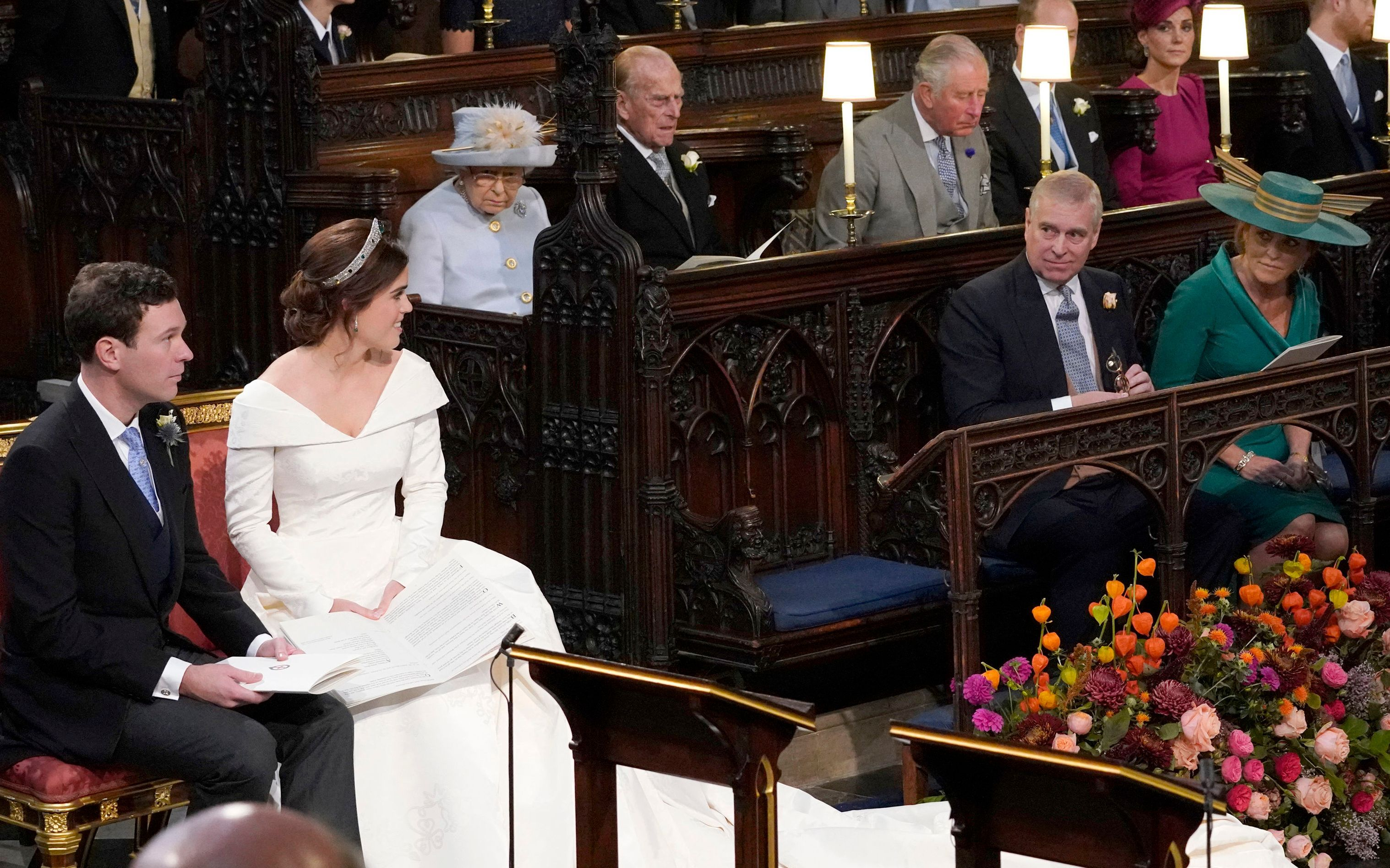 Princess Eugenie Royal Wedding Photos Pictures Of The 2nd Royal