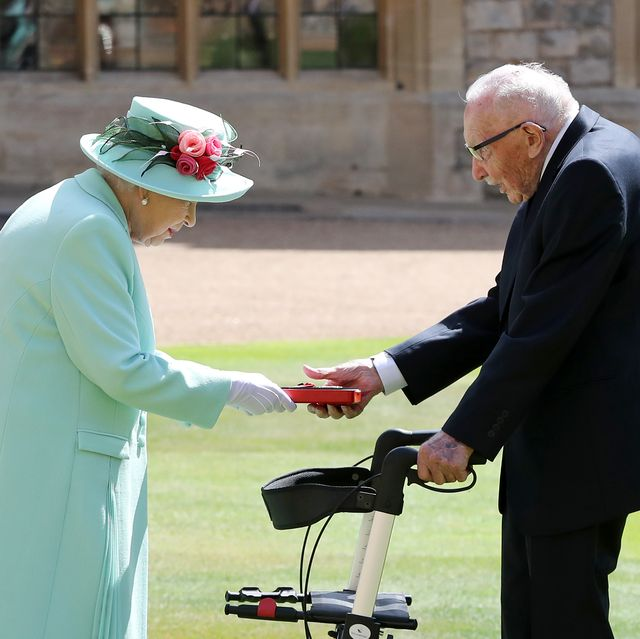 britain royals award honour health virus nhs