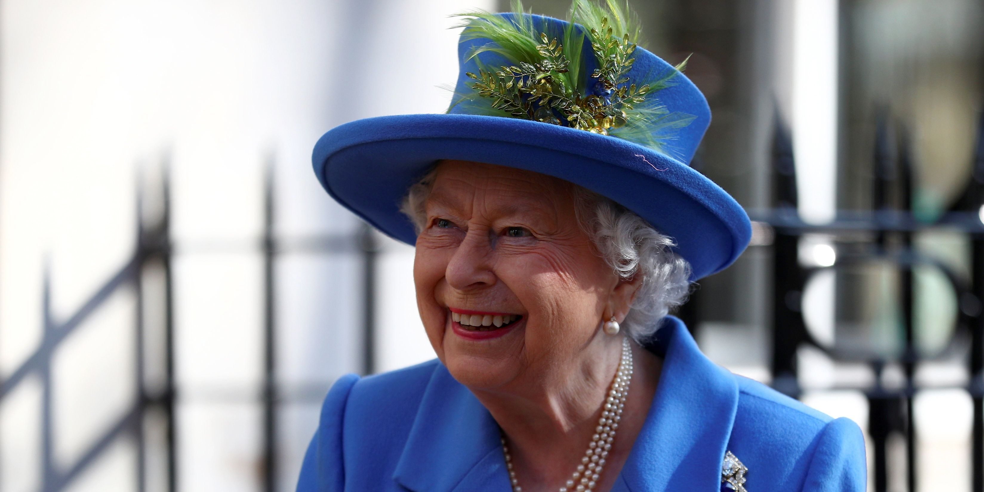 Queen Elizabeth Makes Her First Official Public Appearance of 2019