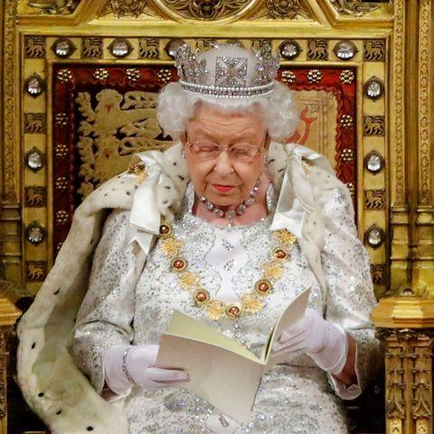queen elizabeth state opening of parliament queens speech