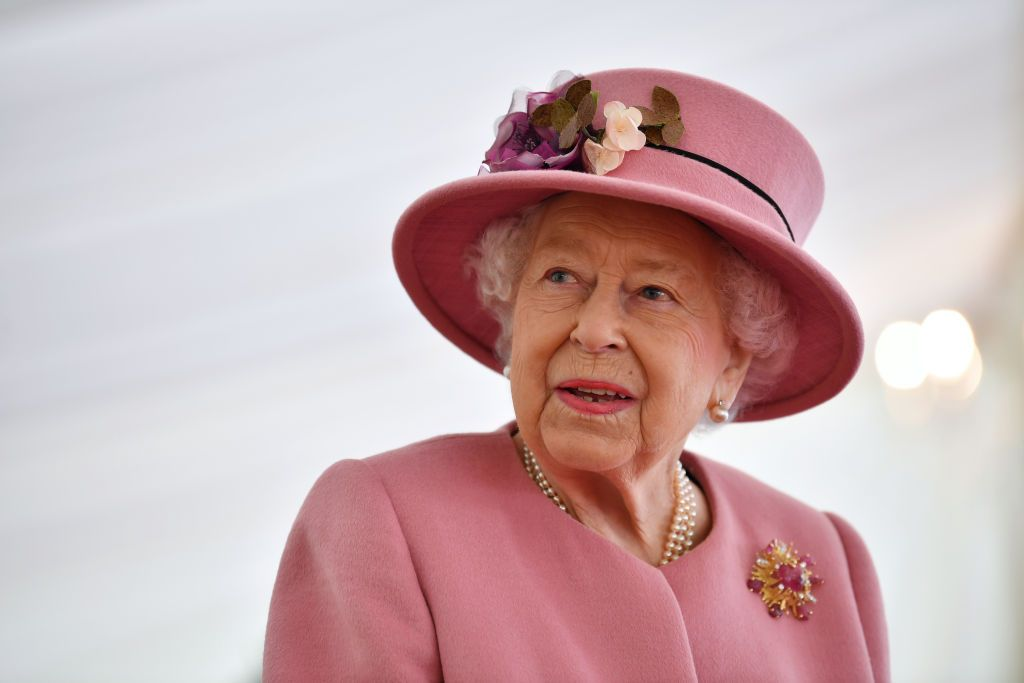 Queen Elizabeth Was Hospitalized Earlier This Week