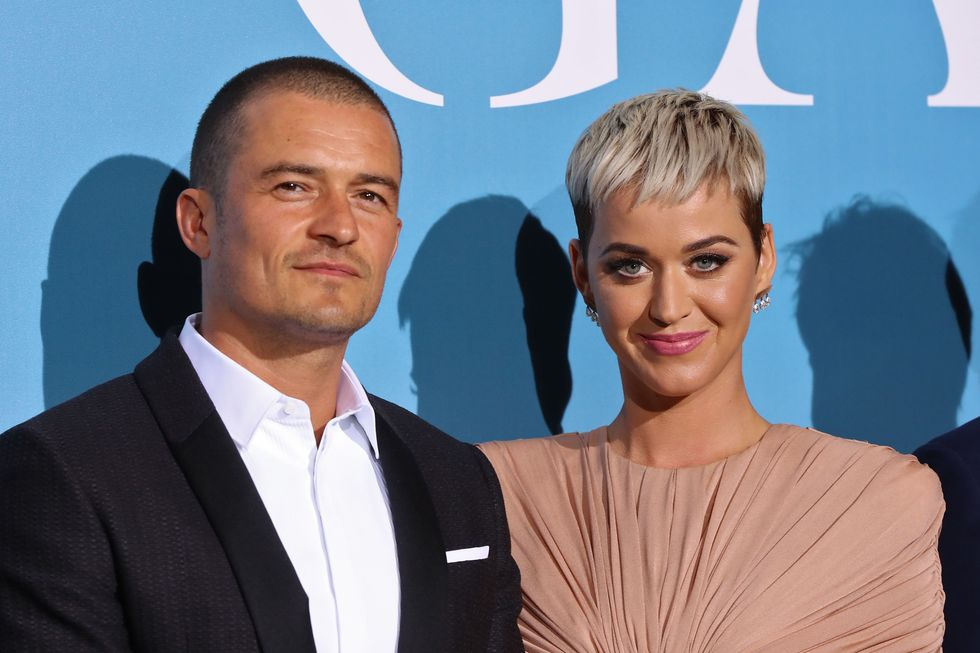 Katy Perry Was Reportedly 'Shaking With Happiness' When Orlando Bloom Proposed