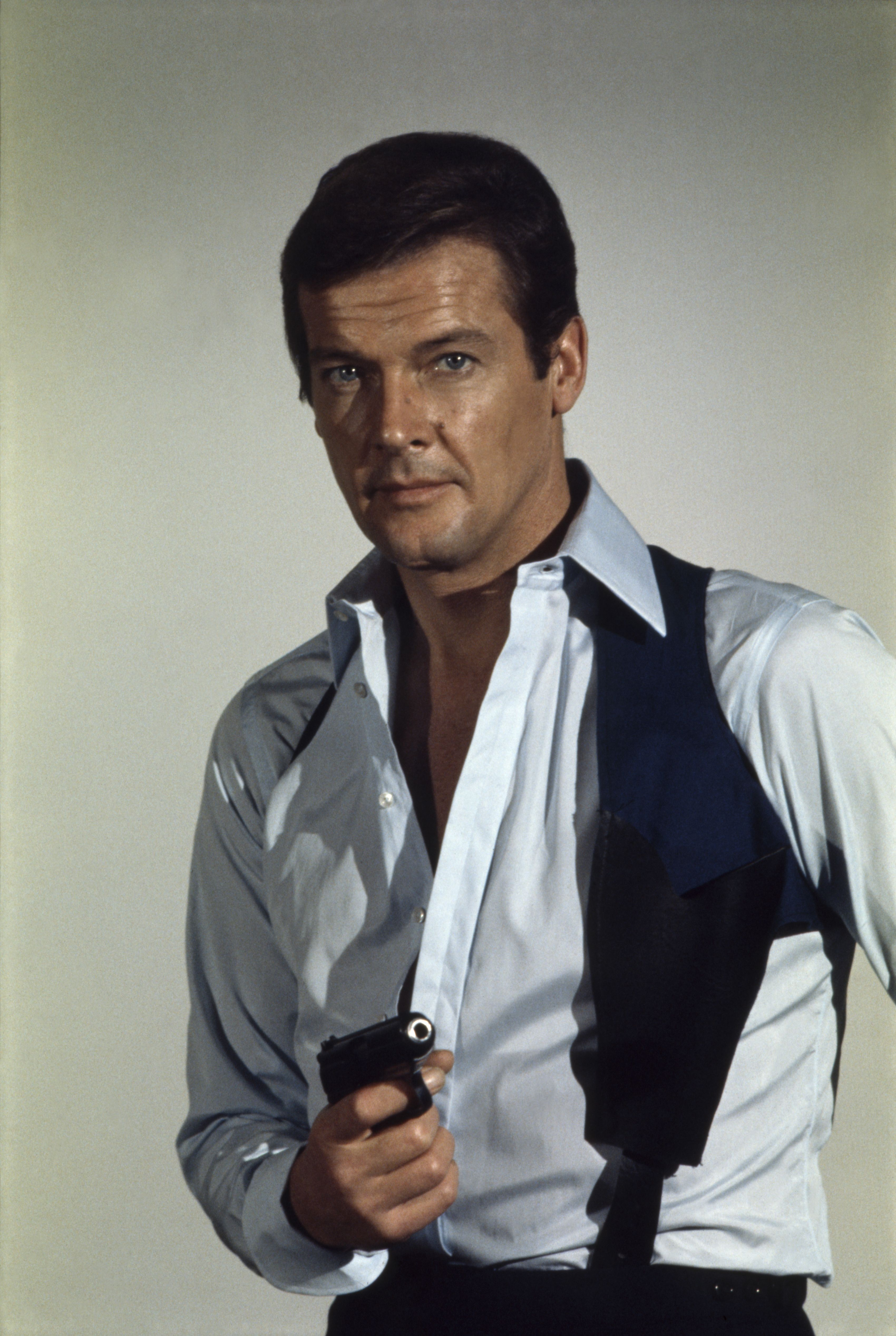 1. Roger Moore