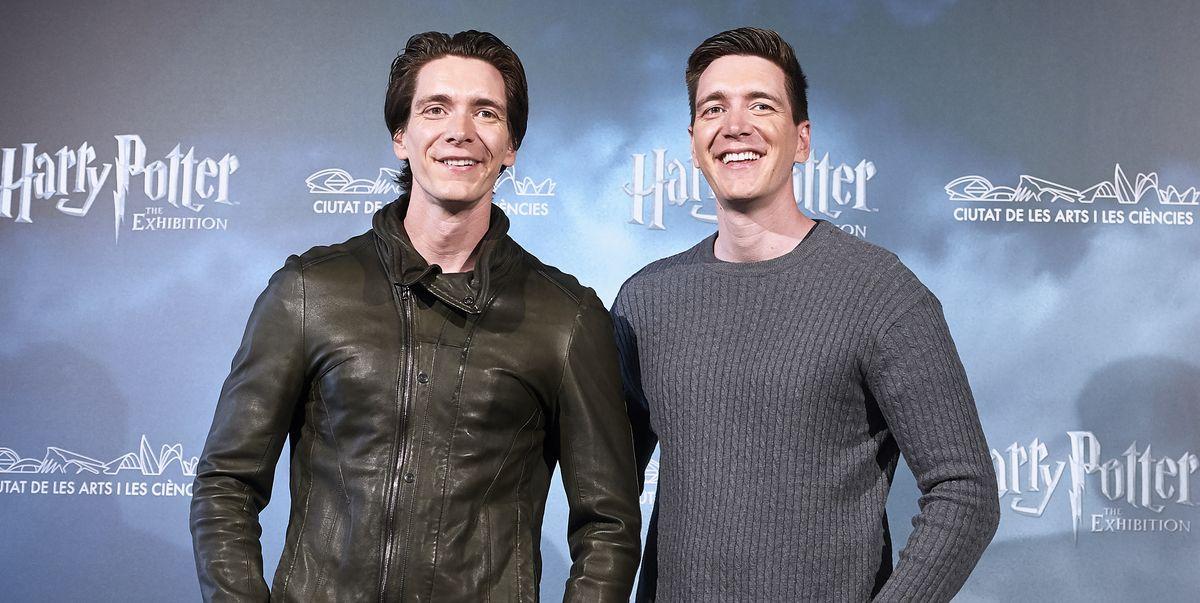 'Harry Potter': Los gemelos Weasley no supieron a quién iban a interpretar cada uno hasta el inicio del rodaje