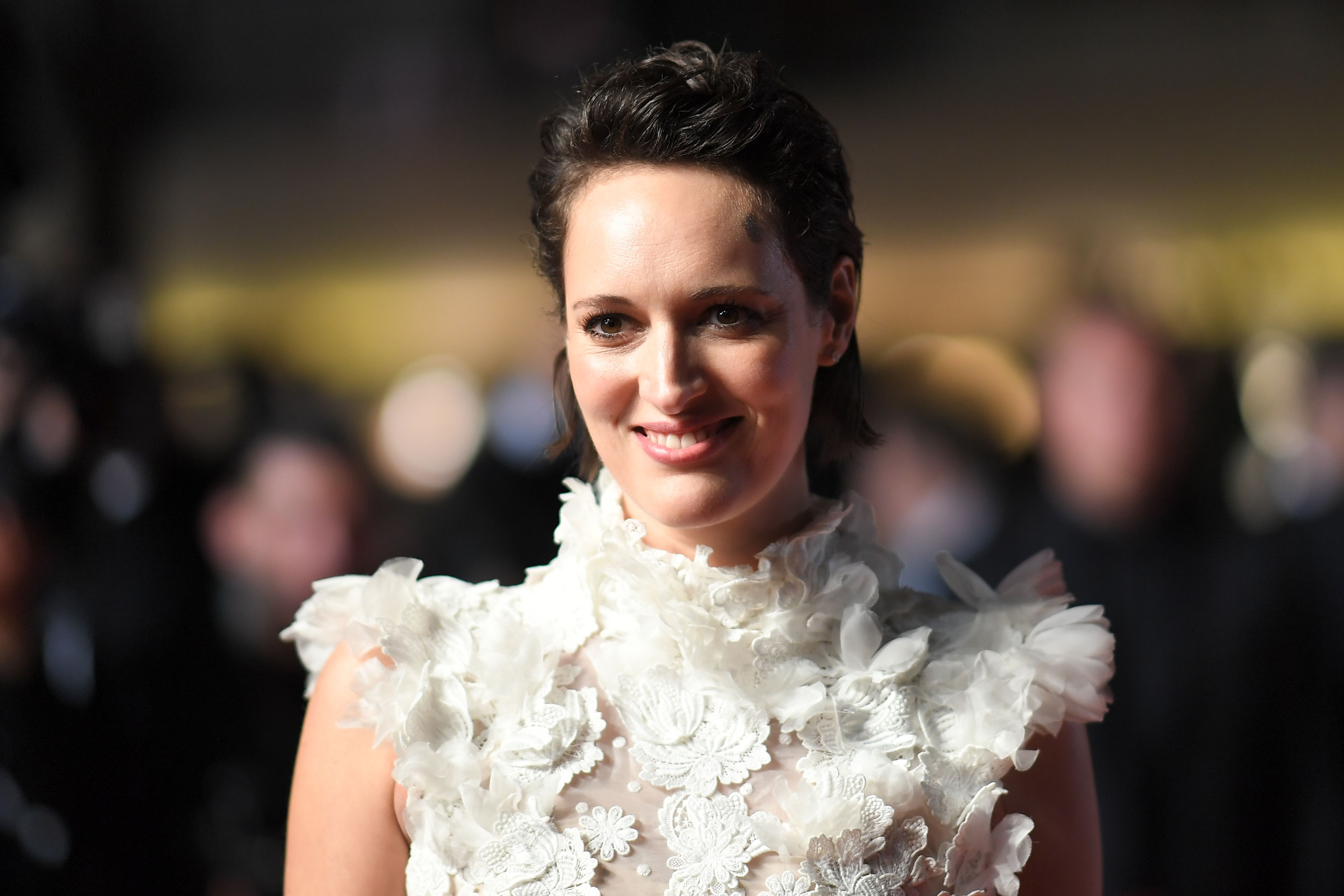 """Phoebe Waller-Bridge says being """"boring"""" helps her deal with fame"""