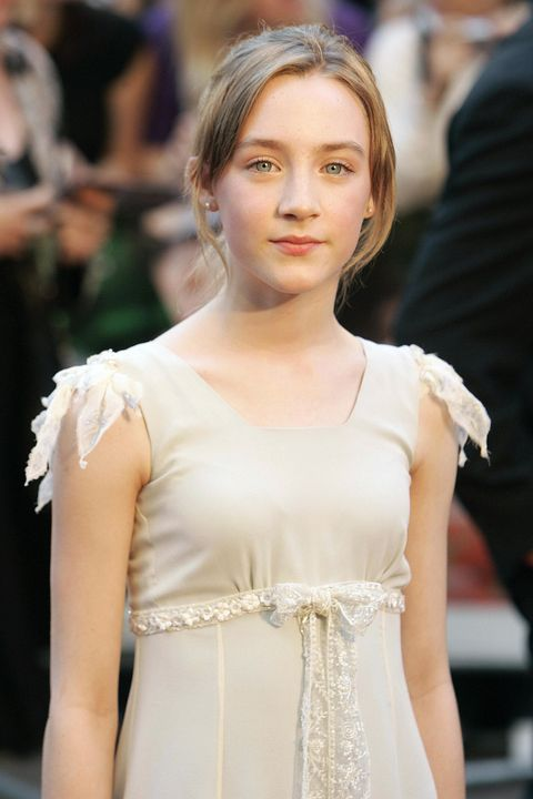 British Actress-Saoirse Ronan arrives at