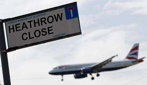 BRITAIN-POLITICS-AVIATION-HEATHROW