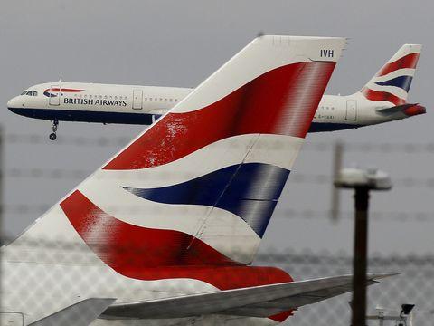 british airways annunci gender neutral