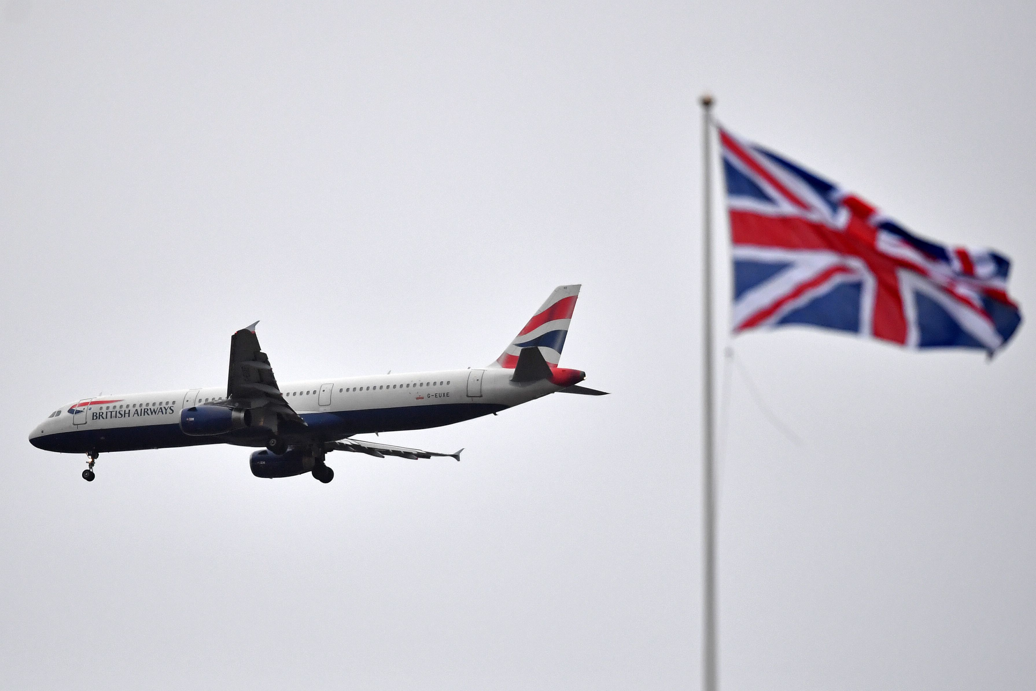 A British Airways Flight From London to Germany Accidentally Landed in Scotland