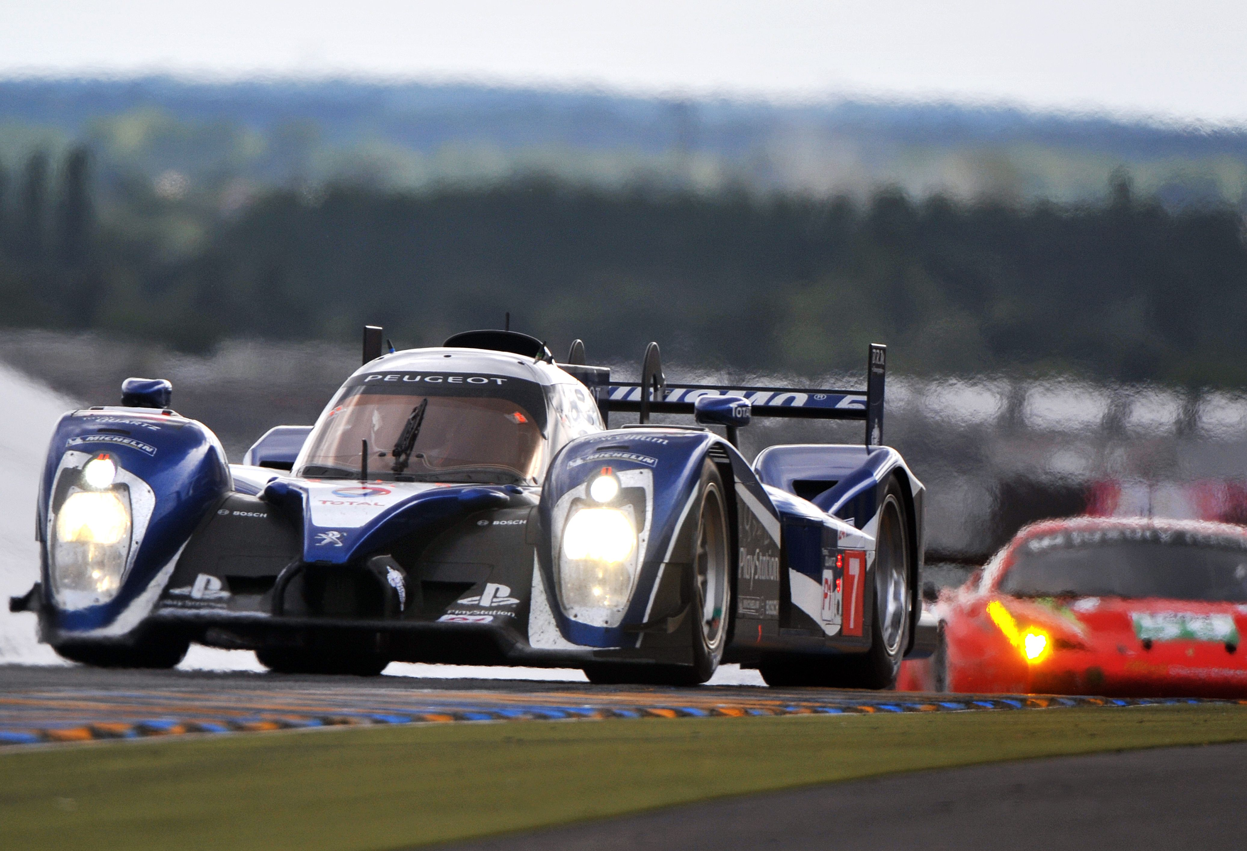 Peugeot Is Building a Hypercar to Race in the World Endurance Championship