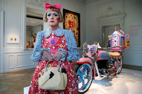 """vanity, identity, sexuality""  grayson perry's exhibition at monnaie de paris"
