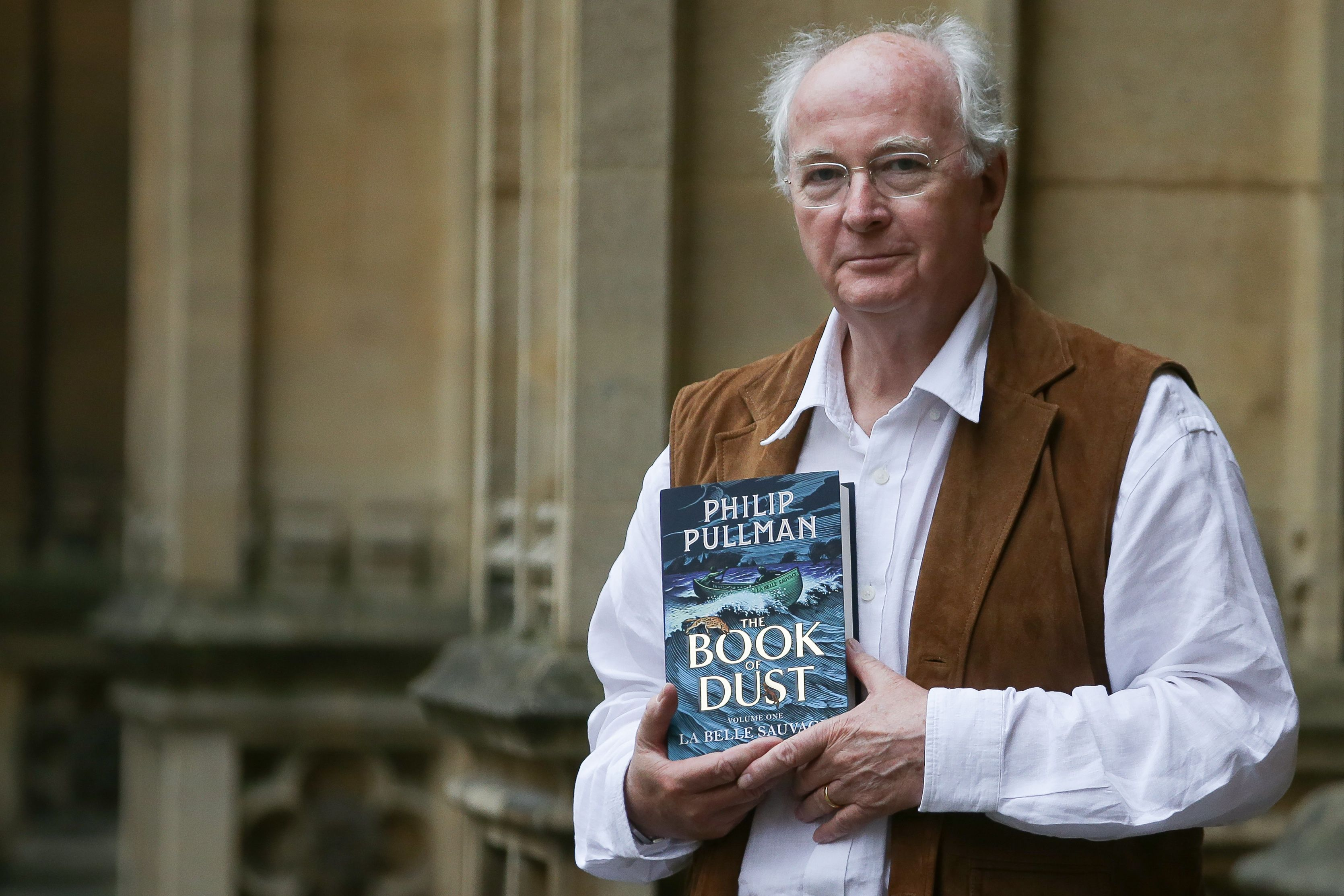 Philip Pullman: Everything you need to know about his books, TV series and films