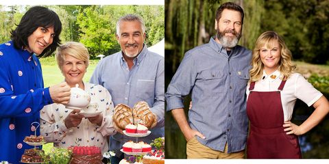 The Great British Bake Off And Soft Core Reality Tv Is An Antidote